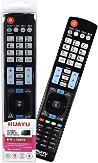 HUAYU Universal Remote Control for All Most All LG TV AKB72914207 AKB72914003 AKB72914240 42LB650V AKB73615307 AKB73615311 AKB73615388 AKB73756503 37LM6200 42LM6200 55LW5500