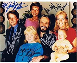 ◆直筆サイン ◆ファミリータイズ ◆FAMILY TIES [TV Series] (1982–1989) ◆マイケル J フォックス as アレックス P キートン ◆Michael J. Fox as Alex P. Keaton ◆メレデ...