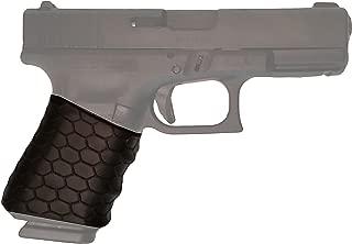 Covert Clutch | Tactical Grip Sleeve with Hex Pattern (Compact Handgun)