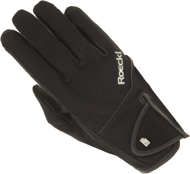 Roeckl Sports Handschuh Milano Winter Reithandschuhe Gefüttert Unisex Gr 6 11 Bekleidung