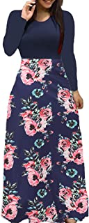 Best maxi dress with high neck Reviews