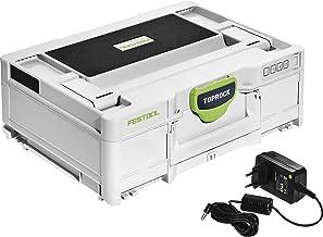 FESTOOL 205502 Bluetooth luidspreker TOPROCK SYS-3 BT20 M 137, grijs/groen