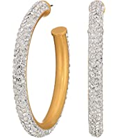 Kate Spade New York - Razzle Dazzle Hoops Earrings