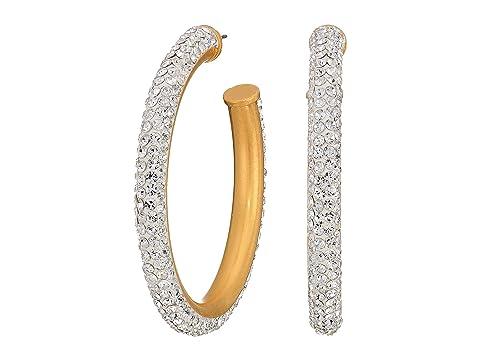 Kate Spade New York Razzle Dazzle Hoops Earrings