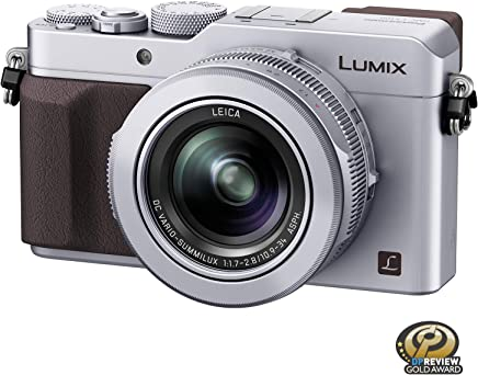 Panasonic LUMIX DMC-LX100S 4K, Point and Shoot Camera with Leica DC Lens (Silver)