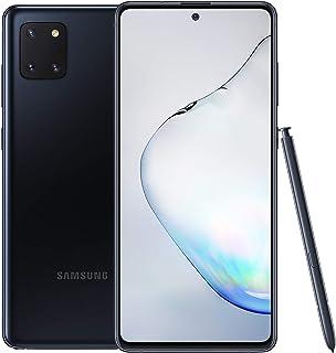 Samsung Galaxy Note10 Lite Dual SIM 128GB 8GB RAM 4G LTE (UAE Version) - Aura Black