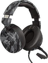 Trust Cuffie Gaming GXT 433K Pylo con Microfono a Scomparsa, Driver da 50 mm, 3.5 mm Jack, Filo, Over Ear, per PS4, PS5, X...