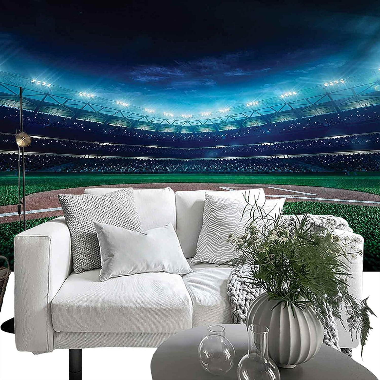 Atlanta Mall Wall Cash special price Sticker for Bedroom Living Baseball Baseb Room Professional
