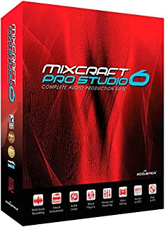 Mixcraft Pro Studio 6 [Old Version]