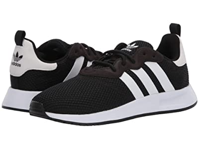 adidas Originals Kids X_PLR 2 (Little Kid) (Black/White/Black) Kids Shoes