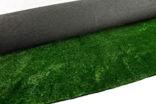 SHANGHAI EASUN TURF CO., LTD 6' x 6' Economy Indoor or Outdoor Artificial Grass Rug | Lead & Toxic Free | Fake Lawn for Dogs, Kids Play Areas, Patio, Porches, Doormat, So Much More