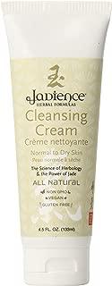 Jadience Cleansing Cream - Normal to Dry Skin – Intensive Moisture Balance Green Tea Face Wash - Skin Regeneration – 4.5 Oz