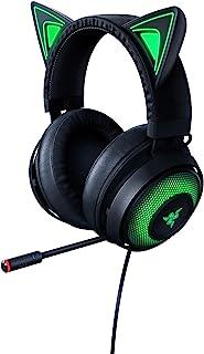Razer AU Kraken Kitty Chroma USB Gaming Headset, Black, RZ04-02980100-R3M1