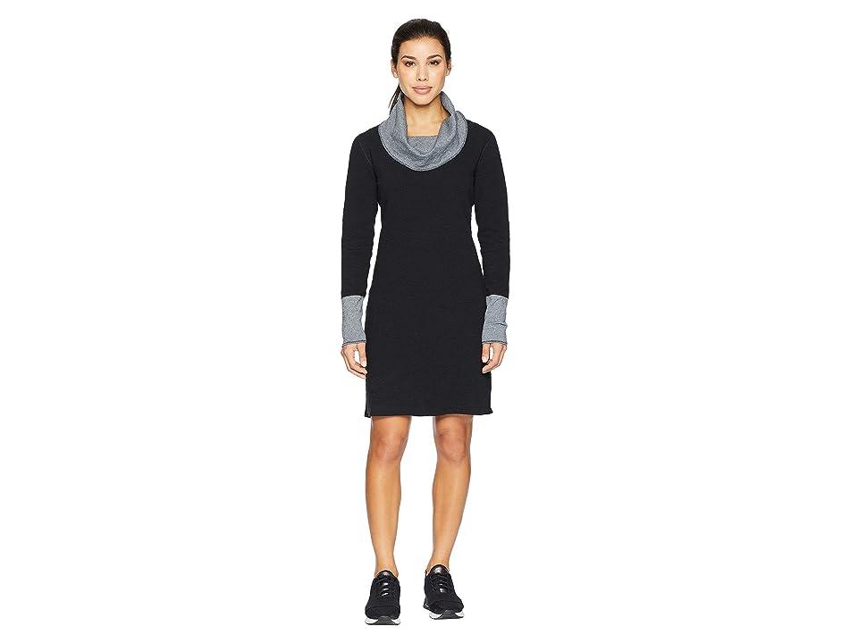 Columbia Winter Dreamtm Reversible Dress (Black Heather) Women