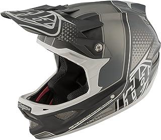 Troy Lee Designs Downhill MTB Casco D3 Carbon Negro Talla M