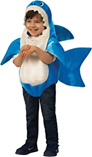 Rubie's Daddy Shark Costume with Sound Chip