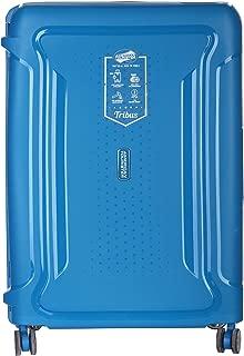 American Tourister Tribus Hardside Spinner Luggage 55cm with TSA Lock - Blue