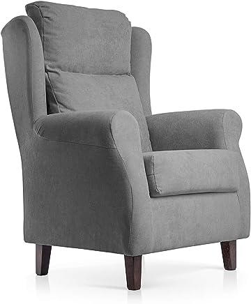 Amazon.es: sillones baratos - Tela / Sillas / Salón: Hogar y ...