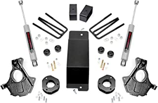 Best rough country leveling kit torque specs Reviews