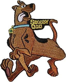 scooby doo applique