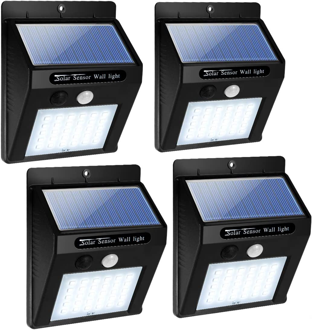 Tangkula 30 LED Solar Lights Wireless Outdoor Our shop OFFers the best service Moti Popular brand in the world LM 450