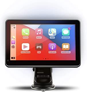 $399 » Car and Driver INTELLIDASH PRO Wireless Apple Carplay ONLY 7'' IPS Touchscreen with Bluetooth, SiriusXM, Siri Assistant. D...