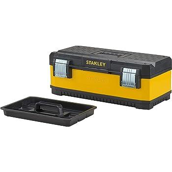 Stanley 1-95-613 - Caja Metálica amarilla 23