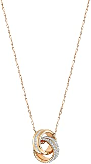 Swarovski Women's Further Necklace and Earrings Crystal Jewelry Collection