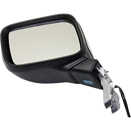 Partslink CH1320444 2015-2016 Jeep Renegade Driver Side Door Mirror; Manual; Paint To Match Ch