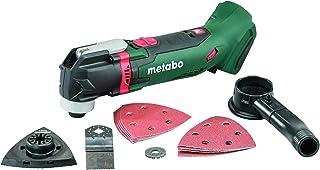 metabo 613021890 613021840 MT18LTX 18 V Li-Ion Cordless Multi-Tool Bare Unit with Case-Green