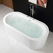 Best stand alone jetted tub Reviews