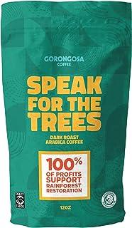 Gorongosa National Park - Premier Ground Coffee - Speak for the Trees, 12oz