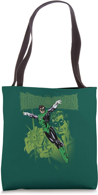 Green Lantern #166 Cover Tote Bag