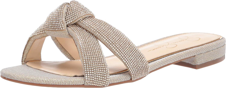 Jessica Simpson Women's Alisen Flat Sandal