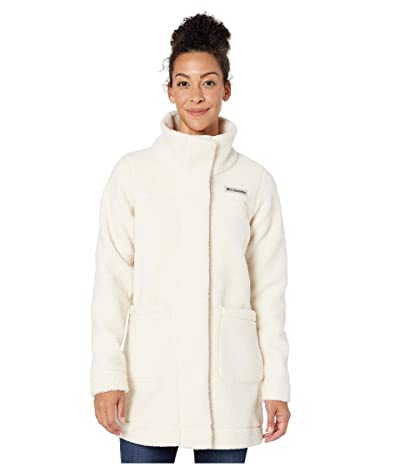 Columbia Panoramatm Long Jacket (Chalk) Women