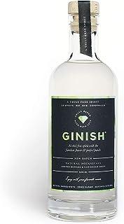 ISH Spirits GinISH - alkoholfreier Gin - Premium Spirituose mit weniger als 0,5% Alkohol und vollem Gin-Geschmack, aus natürlichen Pflanzen, perfekt für alkoholfreie Cocktails und Longdrinks 500ml