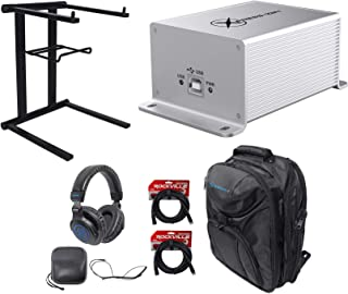 Chauvet DJ XPRESS 1024 DMX Interface for ShowXpress+Headpones+Backpack+Stand