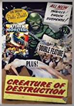 Attack of The Monsters / Creature of Destruction