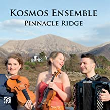 Kosmos Ensemble - Pinnacle Ridge (2019) LEAK ALBUM