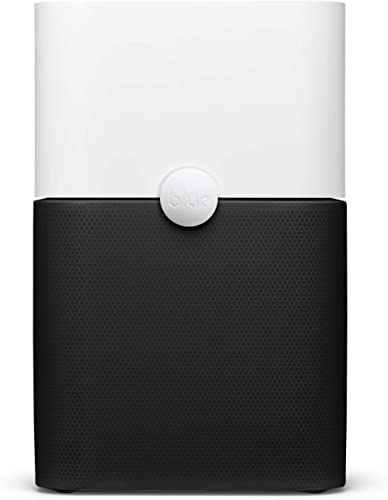 Blueair Blue Pure 211+ Air Purifier 3 Stages with Two Washable Pre-Filters, Particle, Carbon Filter, Captures Allerge...