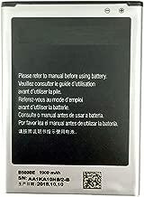 for Samsung Galaxy S4 Mini SGH-I257 / SPH-L520 / SCH-I435 / SCH-I435L / GT-I9195 / GT-I9195L / GT-I9192 Replacement Battery B500BE