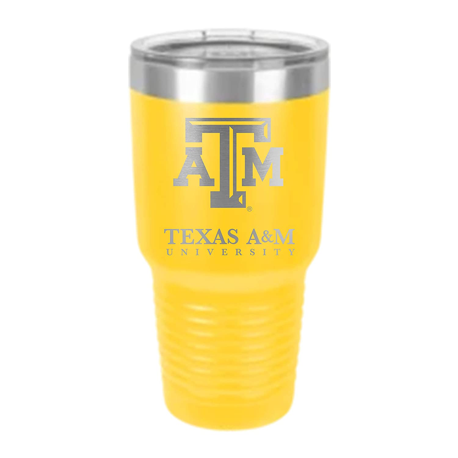 30oz Texas AM Unvirsity In a popularity Engraved Polar Stainless National products Tu Steel Camel