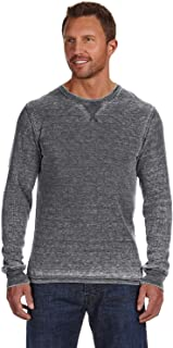 J America JA8241 Vintage Zen Thermal Long-Sleeve T-Shirt