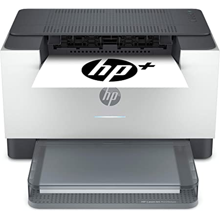 HP LaserJet M209dwe Wireless Black & White Printer, with bonus 6 months free Instant Ink through HP+ (6GW62E)
