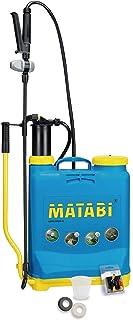 Matabi Super Green - Pulverizador, presión retenida, talla
