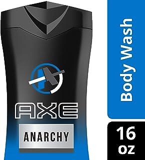 Axe Anarchy Clean-Fresh Body Wash by AXE for Men - 16 oz Body Wash, 473 ml