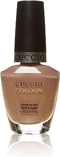 Cuccio Lacquer Nude-A-Tude Nail Polish, 0.43 Ounce