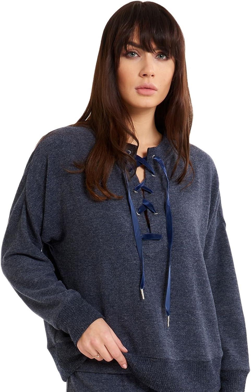 LingaDore 403353 Women's Mood Indigo Dark bluee Pyjama Top