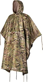 Military Army Tactical Poncho W/P20000mm Military Grade...
