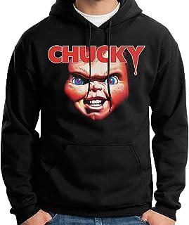 Desconocido 35mm - Sudadera con Capucha Chucky Child'S Clay - El Muñeco Diabolico - Terror